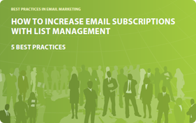 Best Practices to Increase Email Subscriptions